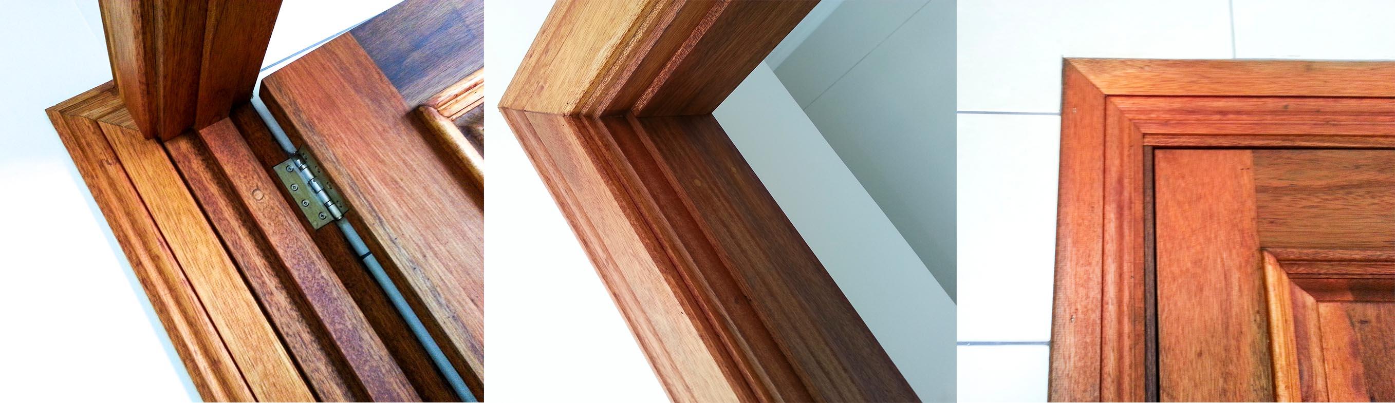 Jamb Liner Door Frame Small Pane Windows Fanlight Full